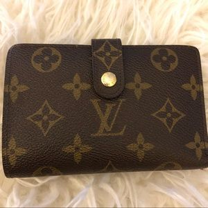 Louis Vuitton French Wallet